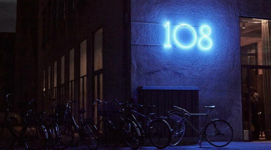 SPACE Copenhagen|Restaurant 108