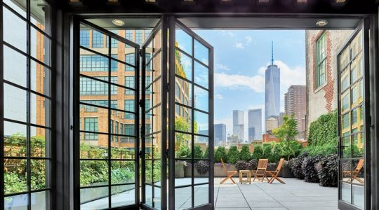 ODA New York Designs TriBeCa Penthouse