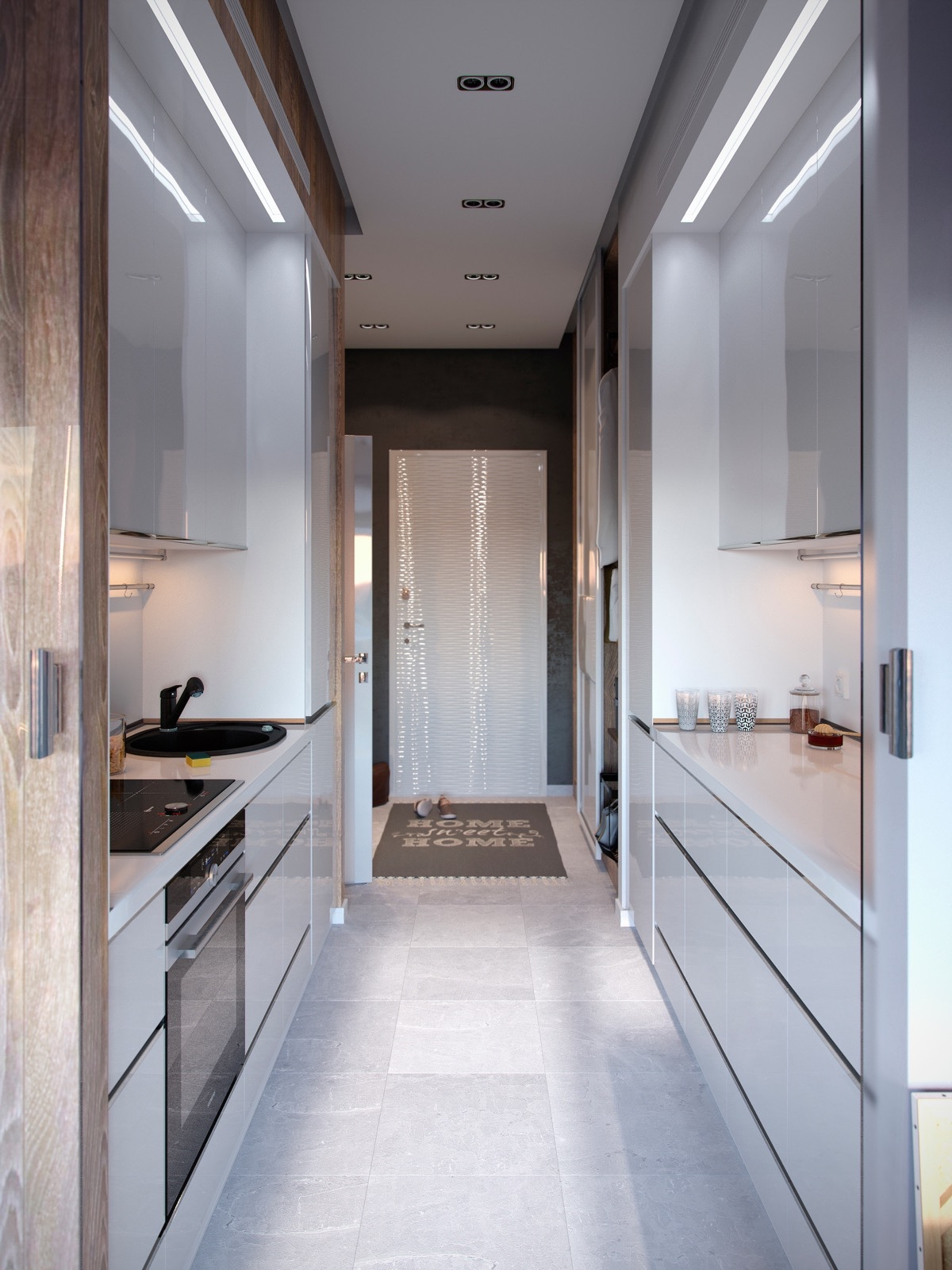 Small Spaces 3 Homes Under 50 Square Meters Under Construction Studio